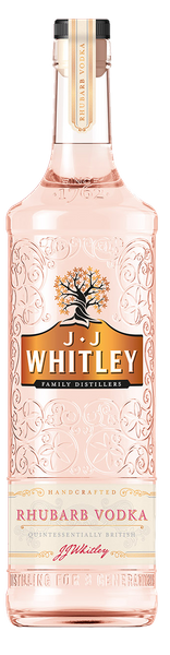 JJ Whitley Rhubarb Vodka 40%